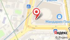 Отель Роял Делюкс на карте