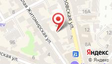 Апартаменты on Maidan Nezalezhnosti Squa на карте