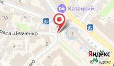 Апартаменты Olga Apartments on Maidan Nezalezhnosti Square на карте