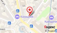 Апартаменты Maydan Nezalezhnosti на карте