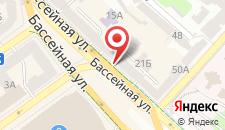 Апартаменты Partner Guest House Saksahans'koho на карте