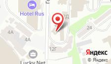 Отель Royal Olympic на карте
