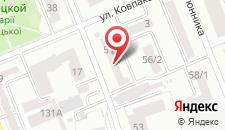 Отель Предслава на карте