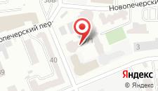 Апартаменты Apartment Prestige Hall на карте