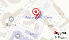 Апартаменты Pechersk Hall на карте