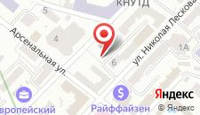 Апартаменты Pechersk Apartment in Kiev Center на карте