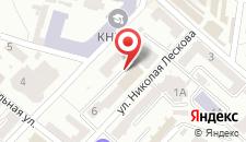 Отель Астери на карте