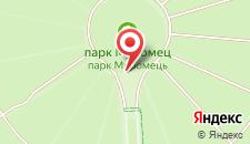 Отель Борисфен на карте