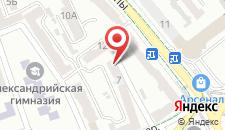 Апартаменты Киев АпартОтель на карте