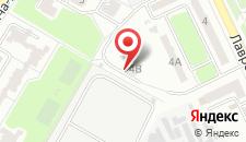 Апартаменты Киево-Печерская Лавра на карте