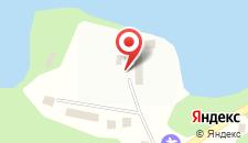 База отдыха Поместье озера Сиркоярви на карте