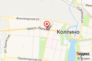 Адрес Газпром межрегионгаз Санкт-Петербург, абонентский пункт в г. Санкт-Петербург на карте