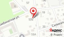 Апарт-отель Домашний Уют на карте