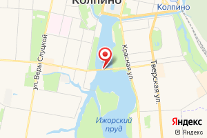 Адрес Ижорская энергетическая компания на карте