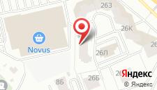 Хостел UA на карте