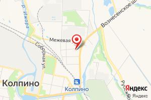 Адрес ПетербургГаз, ПЭУ № 2 на карте