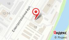 Отель Nova на карте