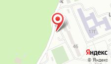 Отель Desna KUT на карте