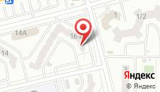 Апартаменты Poznyaky-Bazhana на карте