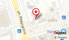 Апартаменты Poznyaky Apartments на карте