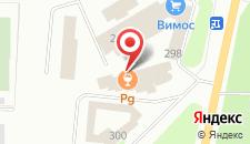 Отель Пилигрим на карте