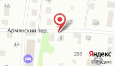 Гостиничный комплекс Старые традиции на карте