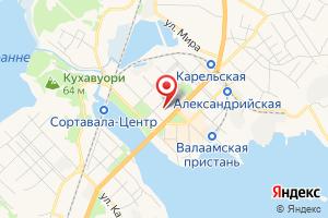 Адрес Жилищно-коммунальное Хозяйство Сортавальского Муниципального района на карте