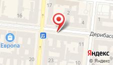 Отель Фраполли на карте
