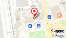Отель Гомель на карте