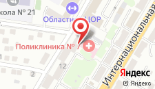Апартаменты на Петченко, 10 на карте