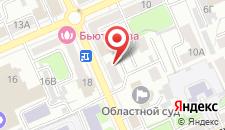 Апартаменты PaulMarie на Кирова на карте