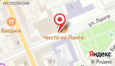 Гостиница Центральная на карте
