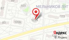 Апартаменты Головацкого 105а на карте