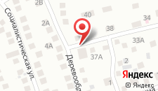 Отель На Пирогова 39 на карте