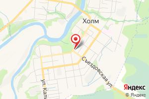 Адрес ТНС энерго, Холмский район на карте