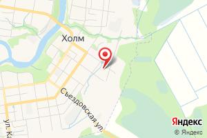 Адрес Электроснабжающее предприятие Новгородоблэлектро на карте