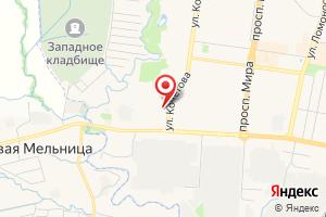 Адрес Ремонт газового оборудования на карте