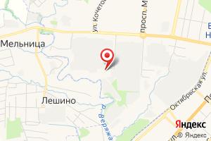 Адрес Ильменские электрические сети, производственное отделение на карте