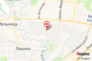 Адрес Энергостройкомплект на карте