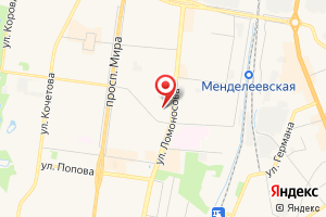 Адрес Новогаз на карте