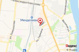 Адрес МУП Новгородский водоканал на карте