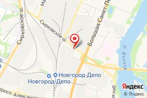 Адрес Электрическая подстанция Районная на карте