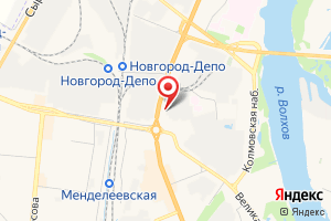 Адрес СвязьЭлектроПроект на карте