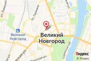 Адрес ГАЗ Проект Монтаж на карте