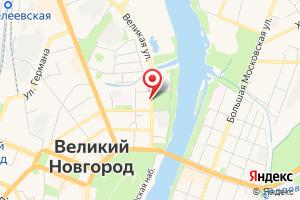 Адрес Новгородская Энергосбытовая Компания на карте
