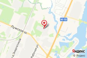 Адрес Новгородское Линейное Производственное управление Магистральных Газопроводов на карте