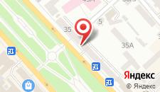 Апартаменты на Проспекте Мира на карте