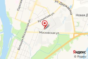 Адрес Спецэнерго Плюс на карте