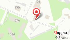 Отель Чернигов на карте