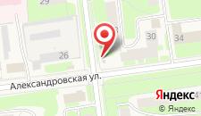 Хостел В Старой Руссе на карте